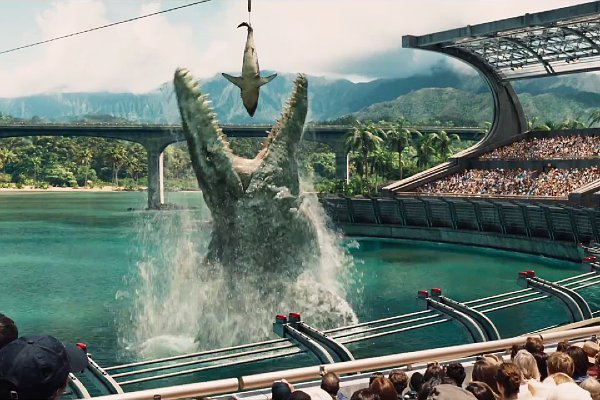 Jurassic World (2015) Filmbild 1