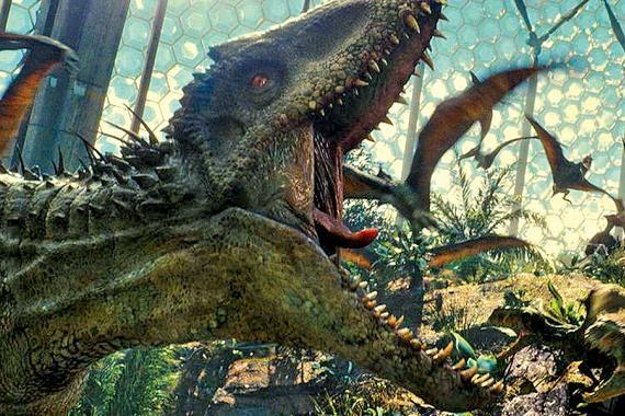 Jurassic World (2015) Filmbild 4