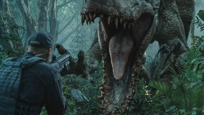 Jurassic World Box-Office USA