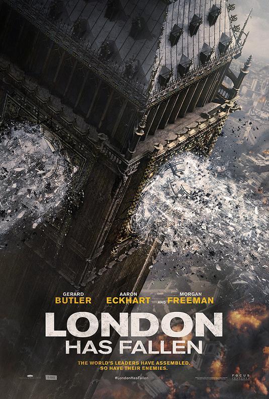 London Has Fallen Poster 1