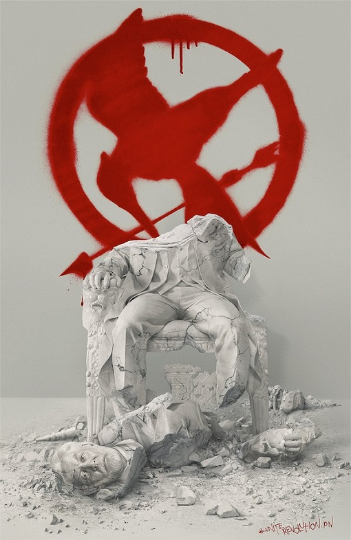 Mockingjay Teil 2 Trailer & Poster 1