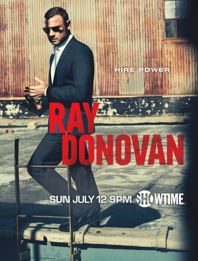Ray Donovan Season 3 Trailer & Poster 1