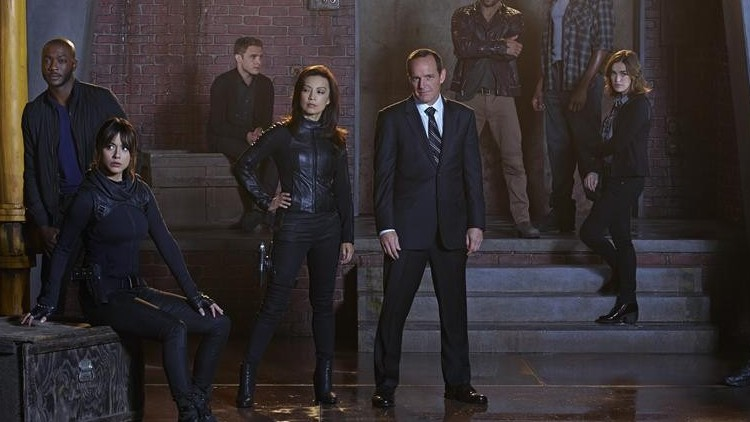 Agents of SHIELD Season 3 Start