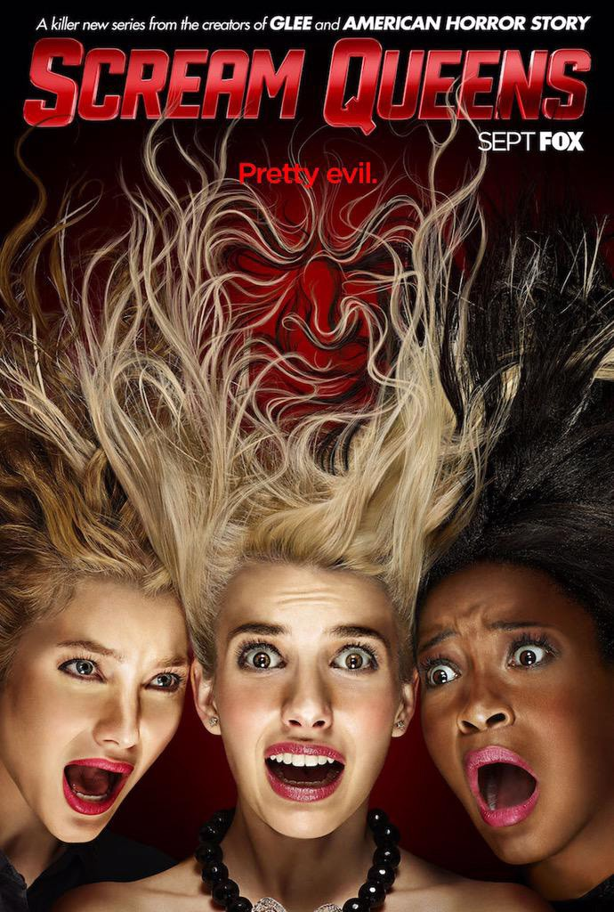 Scream Queens Plakat 4