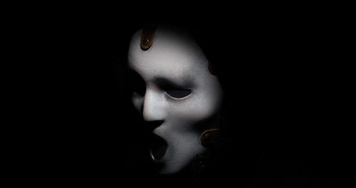 Scream Serie Maske
