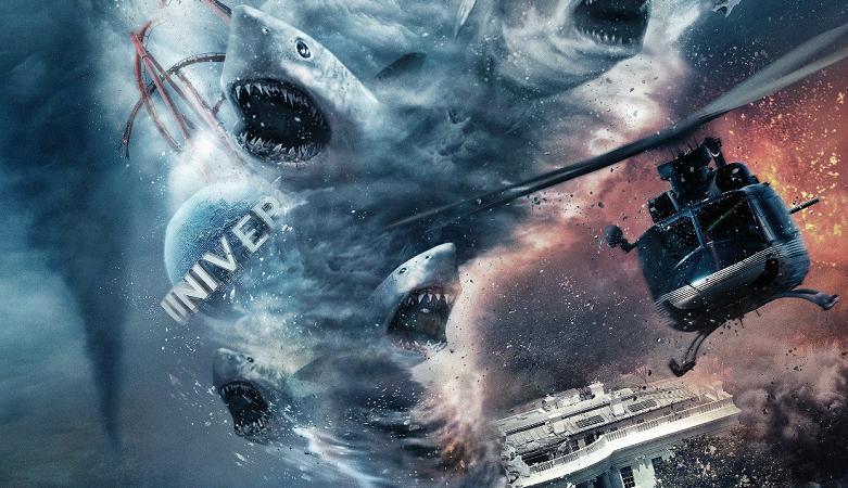 Sharknado 3 Trailer