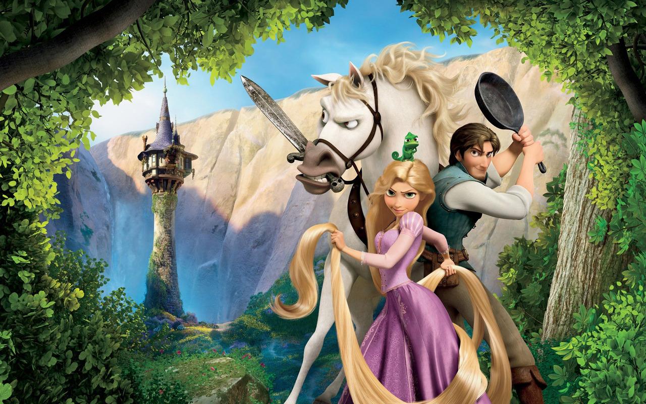 Rapunzel Serie