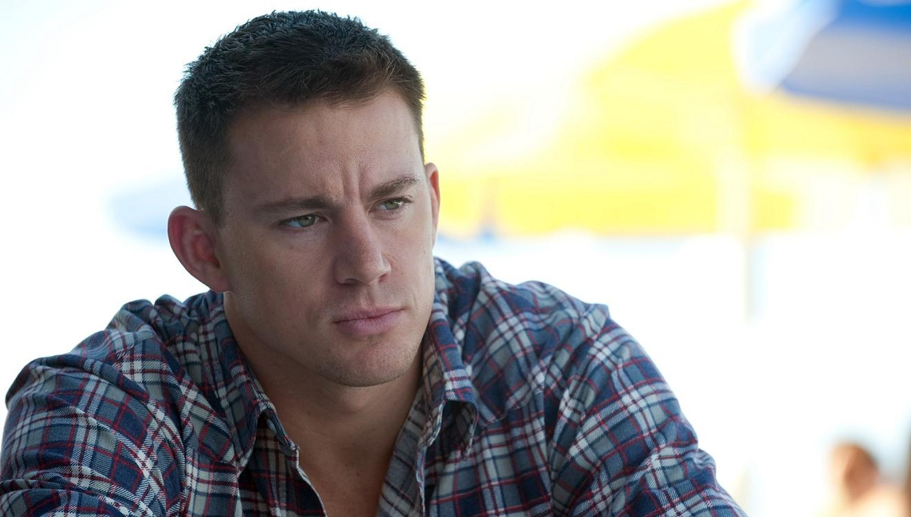 Channing Tatum Two Kisses for Maddy