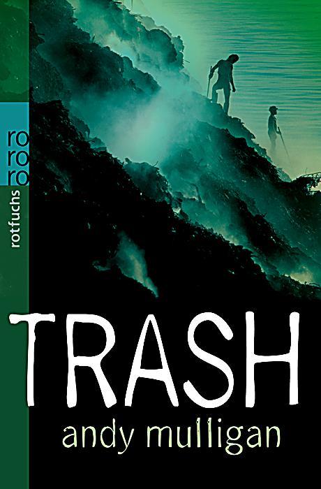 Trash Verlosung Buch