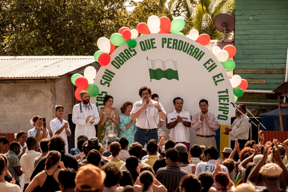 Escobar Paradise Lost (2014) Filmbild 2