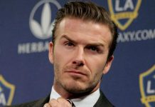 King Arthur David Beckham