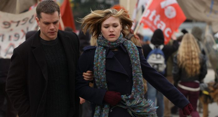 Bourne 5 Cast