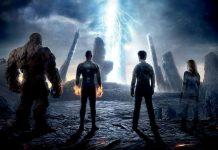 Fantastic Four Abspann Szene