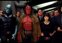 Guillermo del Toro Hellboy 3
