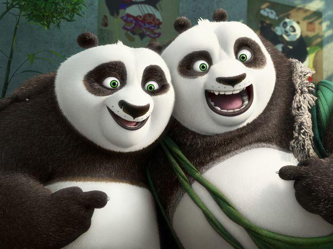 Kung Fu Panda 3 Teaser 1