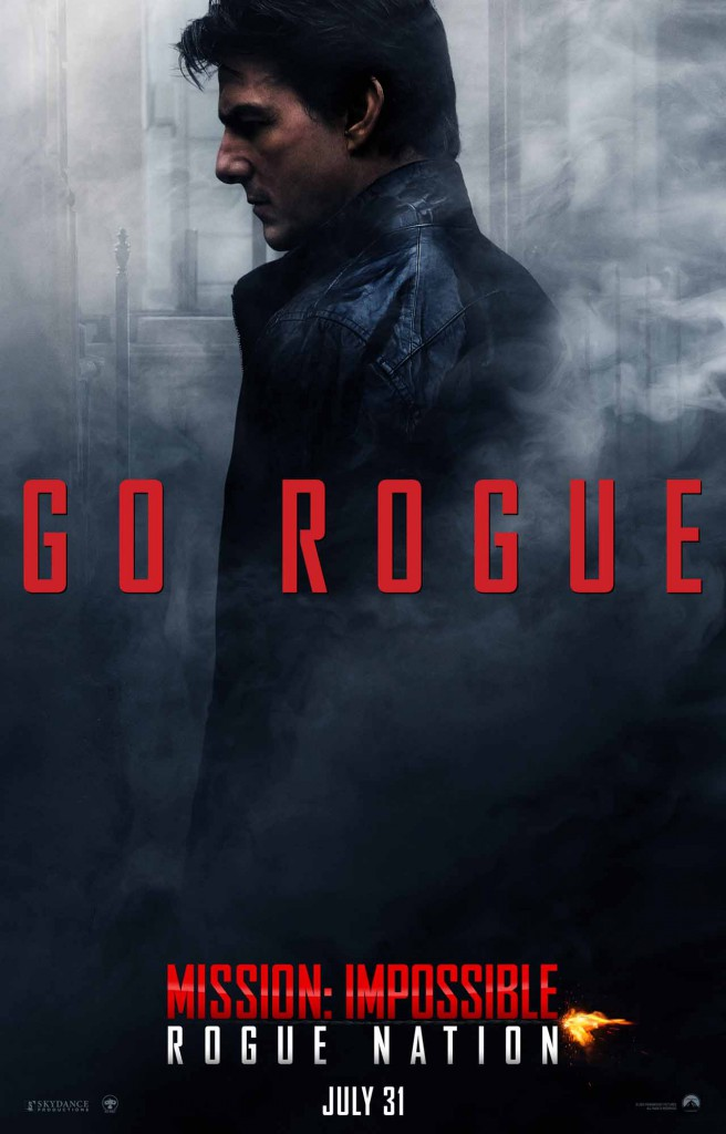 Mission Impossible Rogue Nation Vorschau Poster 6