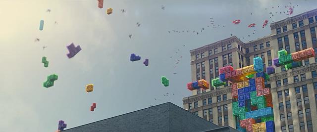 Pixels- Film (2015)