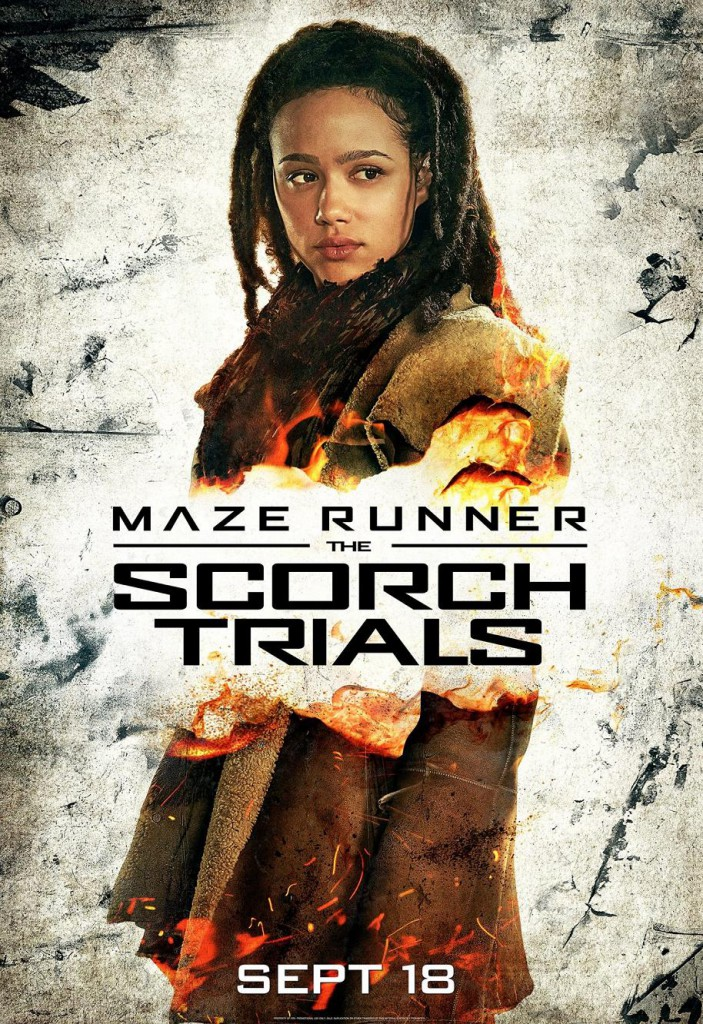 Maze Runner 2 Charakterposter 5