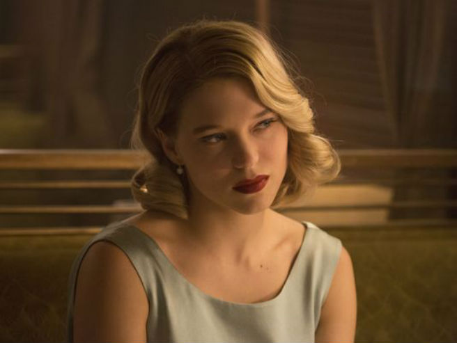 Spectre Bond Girls Seydoux