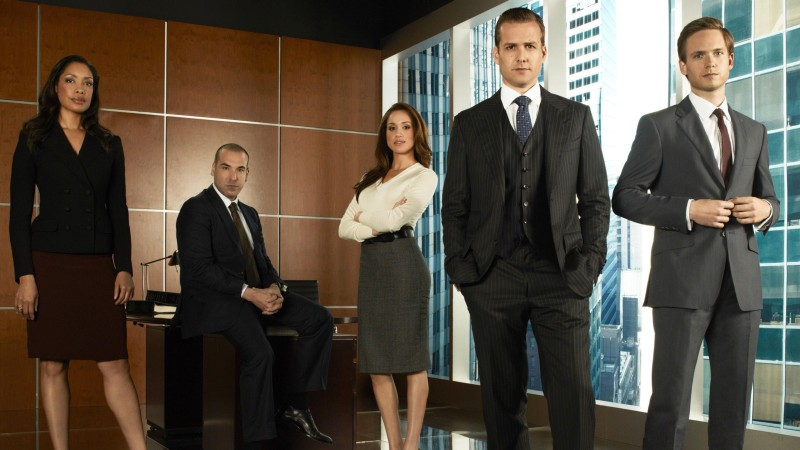 Suits Staffel 6