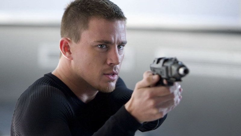 Channing Tatum GI Joe