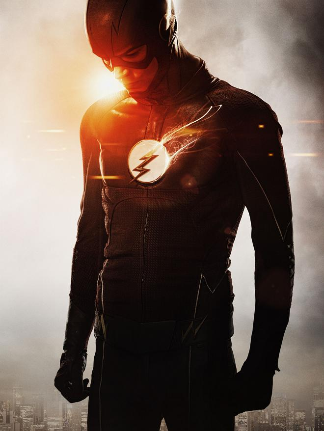 The Flash Staffel 2 Kostüm
