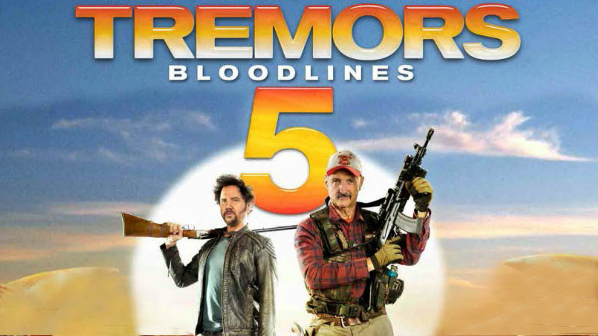Tremors 5 Trailer