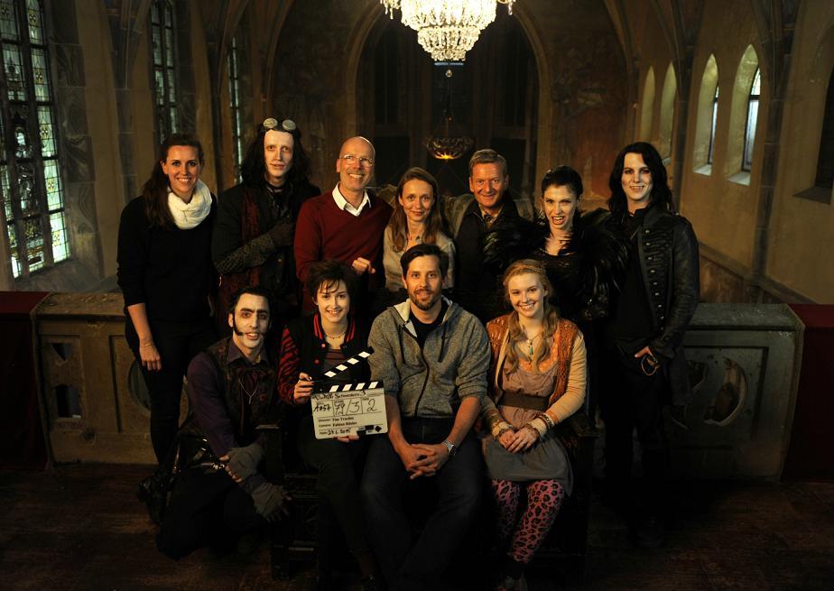 Die Vampirschwestern 3 Drehstart 3