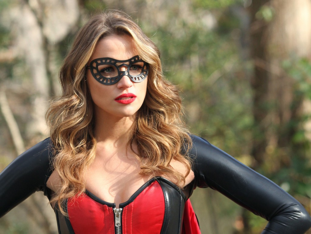 The Flash Staffel 2 Shantel VanSanten