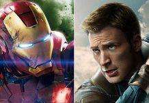 Captain America 3 Teams