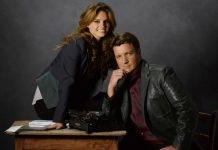 Castle Staffel 8 Poster