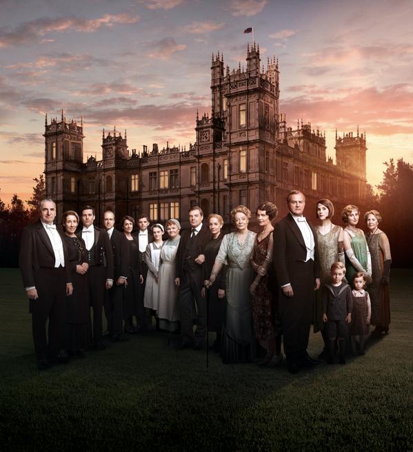 Downton Abbey Staffel 6 Fotos Cast