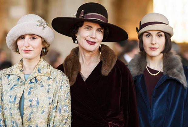 Downton Abbey Staffel 6 Fotos 2