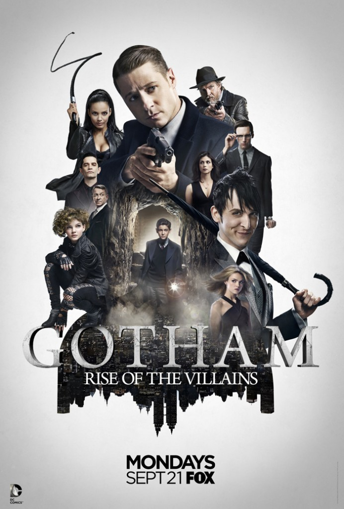 Gotham Staffel 2 Poster 1