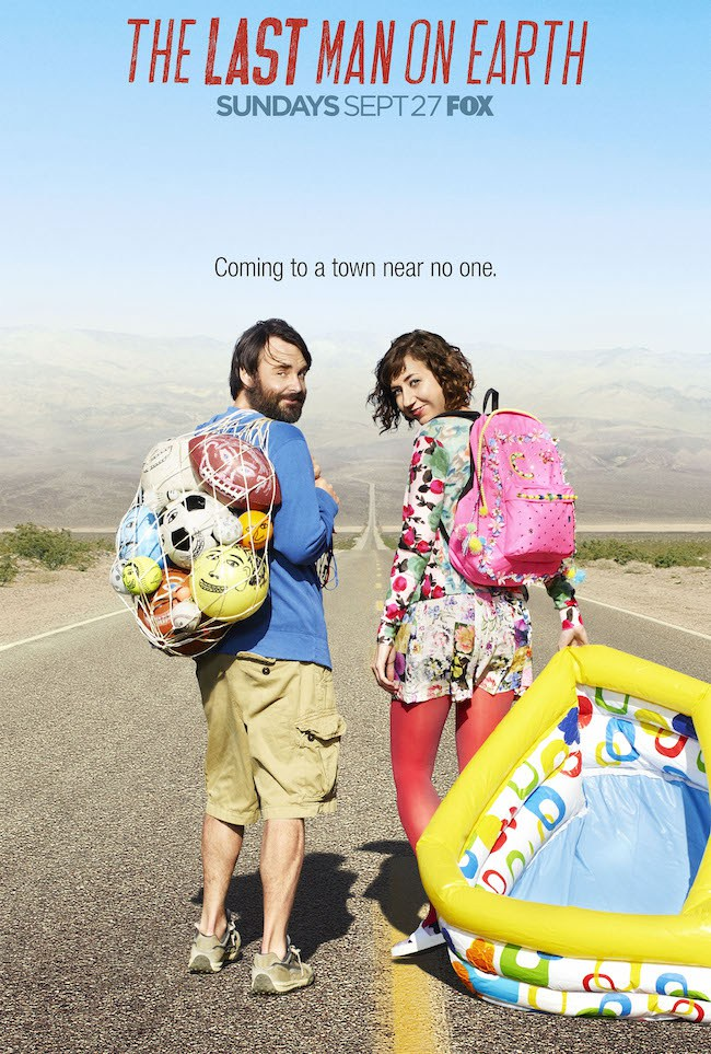 Last Man On Earth Staffel 2 Poster