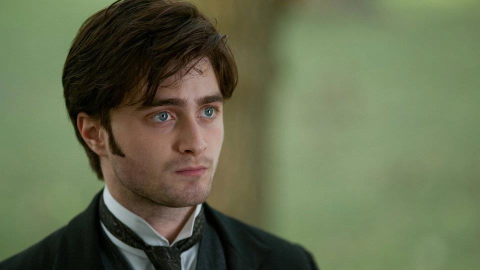 "Daniel Radcliffe in ""Die Frau in Schwarz"" (2012) © Hammer Film Productions"