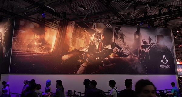 Gamescom 2015 Teil 1