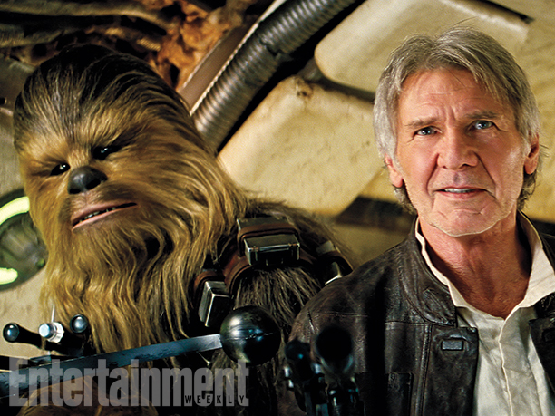 Star Wars Episode VII Bilder 1