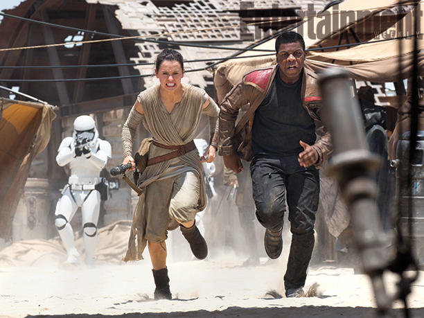 Star Wars Episode VII Bilder 7