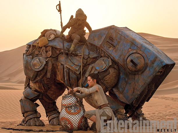 Star Wars Episode VII Bilder 8