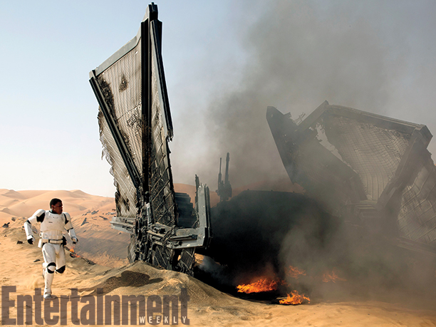 Star Wars Episode VII Bilder 3