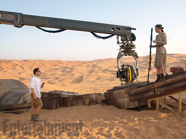 Star Wars Episode VII Bilder 9