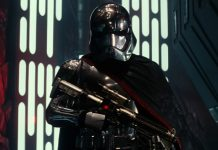 Star Wars Episode VII Clip