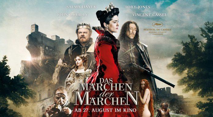 Das Märchen der Märchen (2015) Filmkritik
