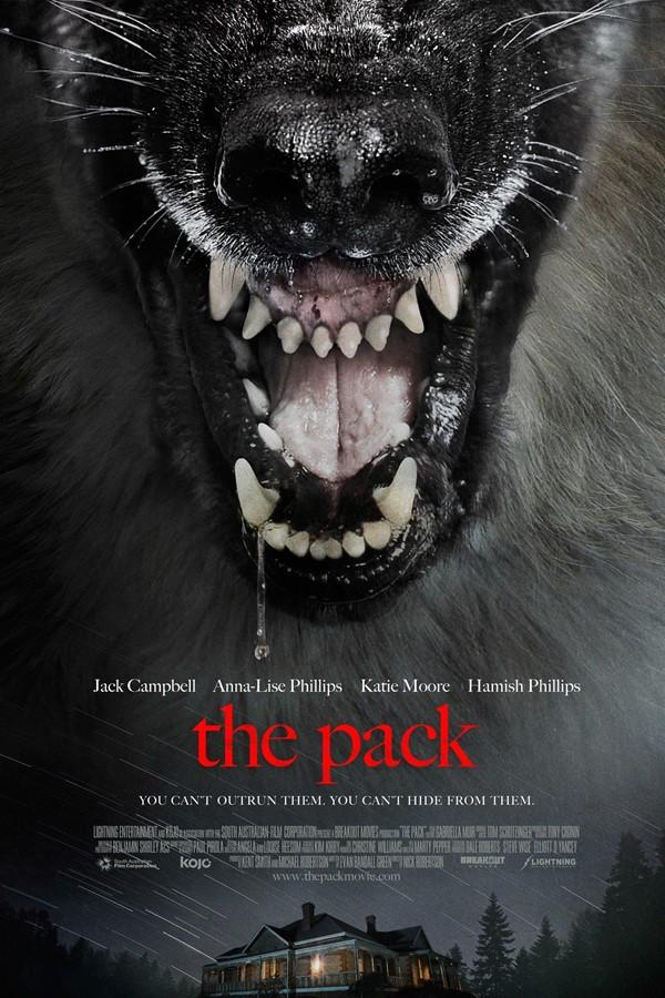 Fantasy Filmfest 2015 Kritiken The Pack