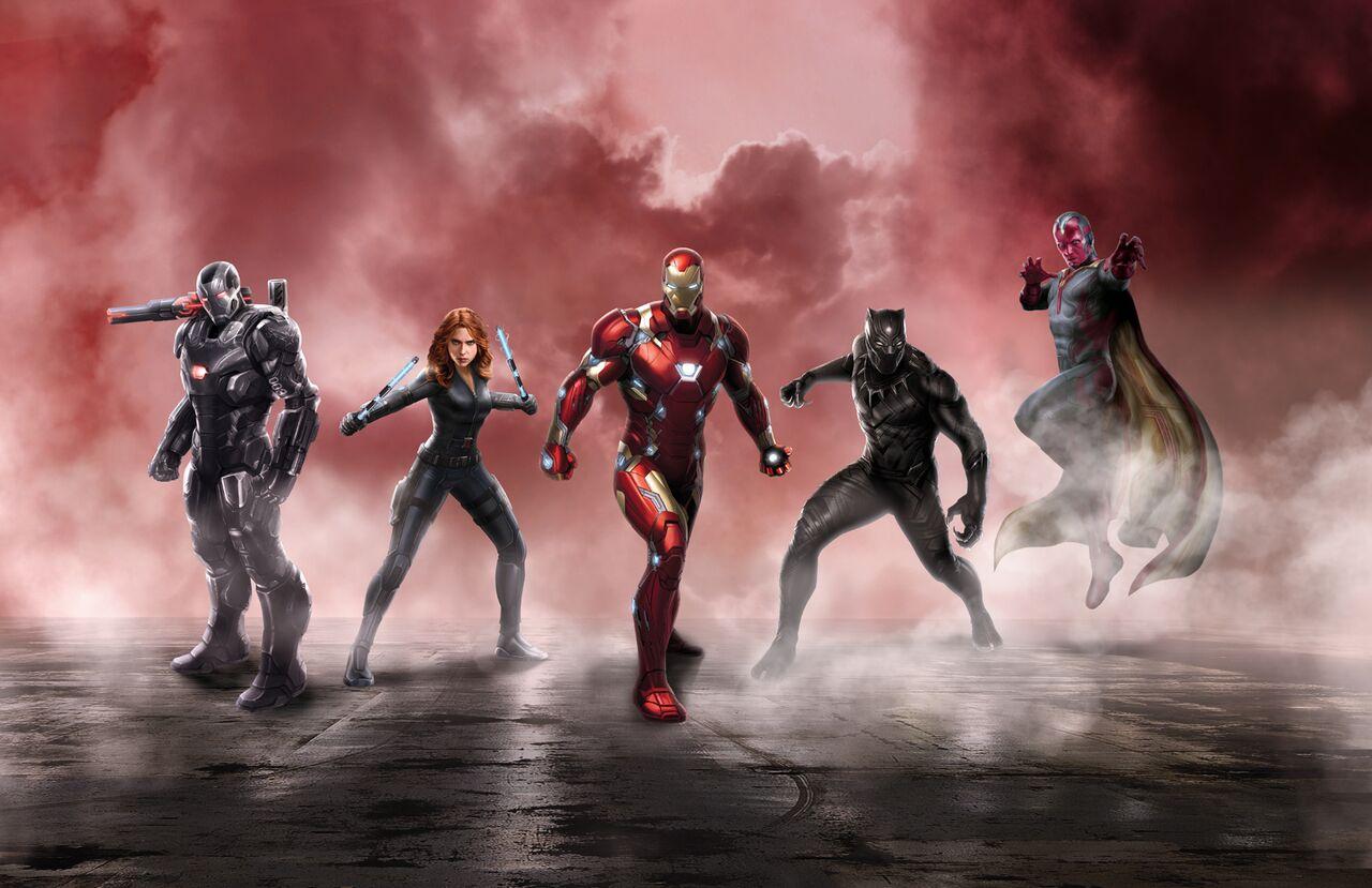 Captain America 3 Konzeptbild 2