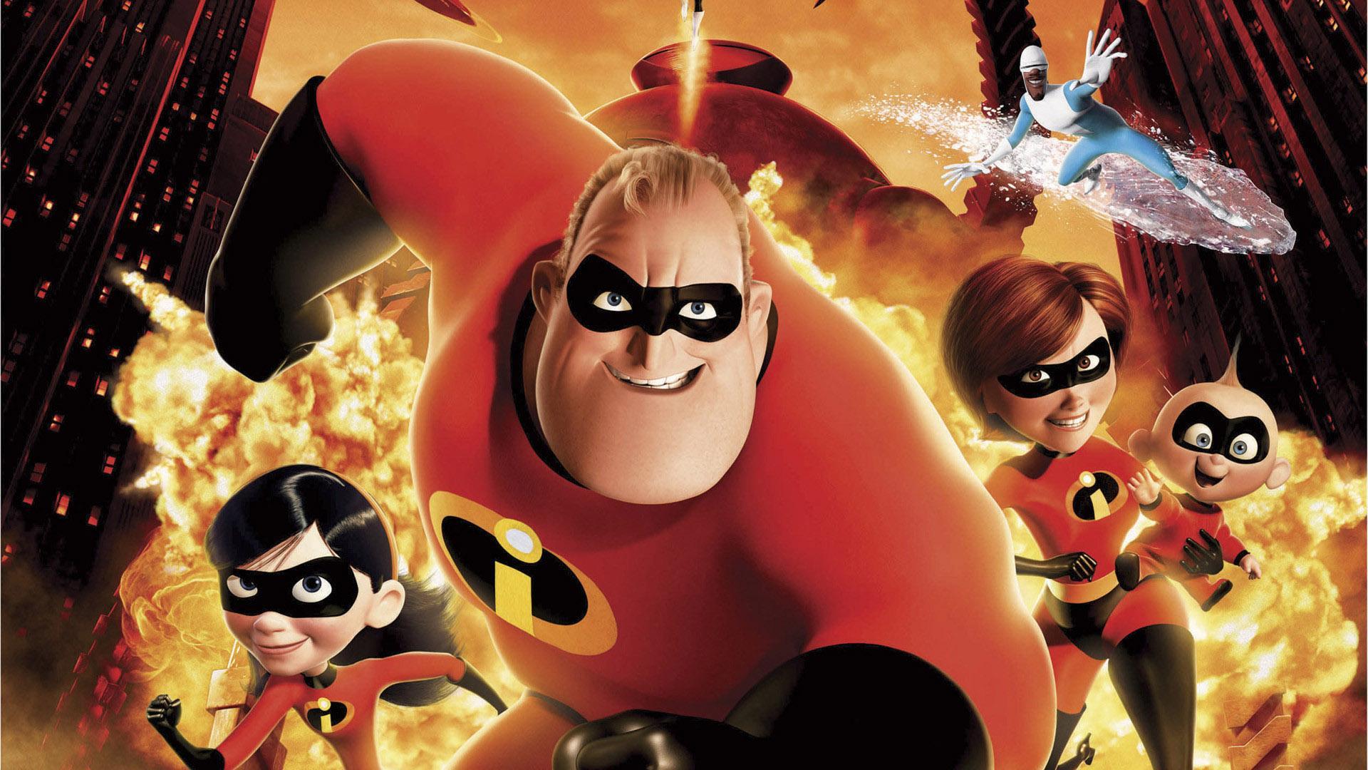 Pixar Theory Die Unglaublichen