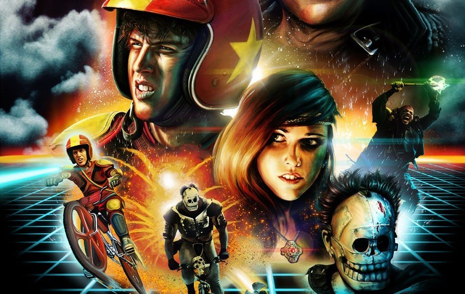 Turbo Kid (2015) Filmkritik