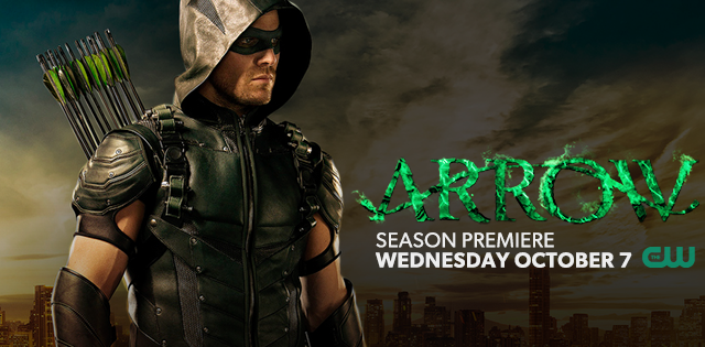 Arrow Season 4 Spot