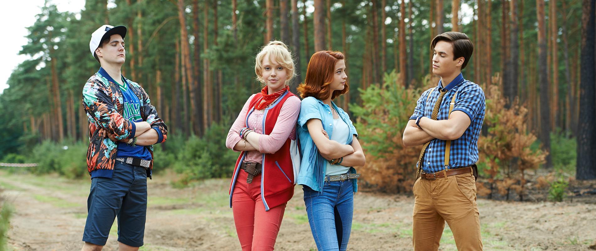 Bibi Und Tina Mädchen Gegen Jungs Ganzer Film